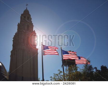Old Glory Three