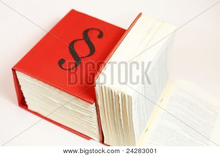 two red books