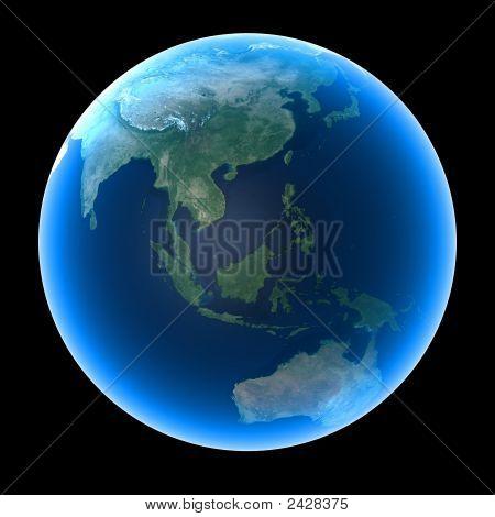 Planetenerde - Asien & Oceania