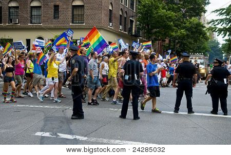 New York  Gay Pride