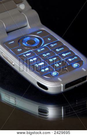 Cell Phone Closeup