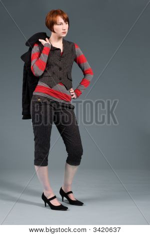 Fashion Standing