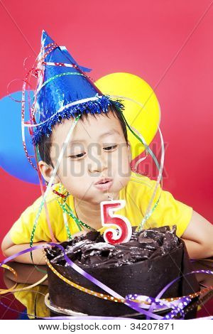Fifth Birthday Celebration