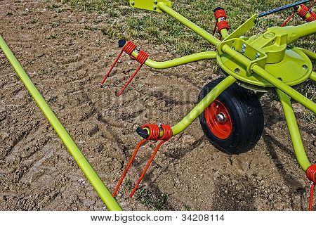 Agricultural Equipment. Detail 8
