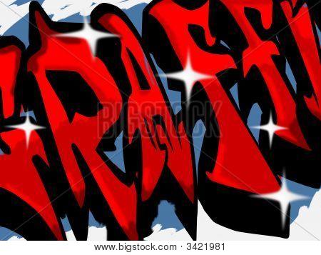 Graffitti Sign