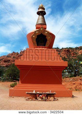 Buddhist Stupa Sedona