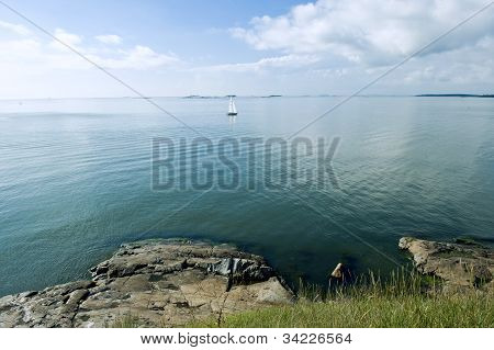 Baltic Sea View