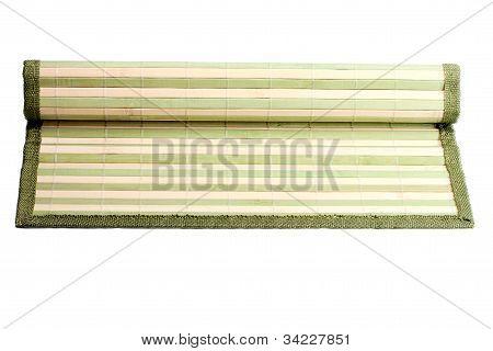 Small Rug Bamboo