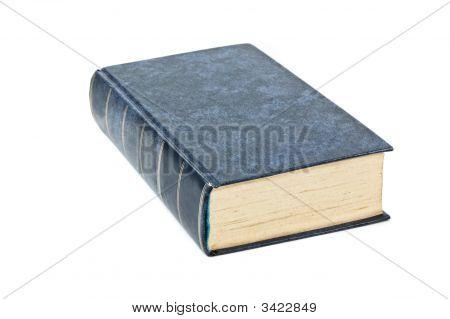 Libro de tapa dura aislado
