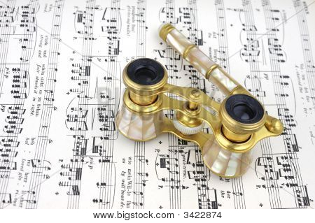 Antique Opera Glasses