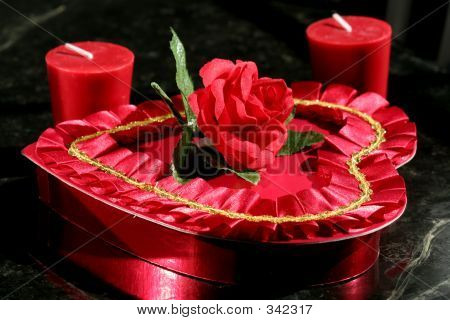 Valentine Setting