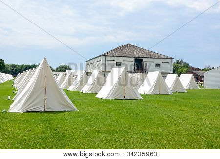 Military Encampment