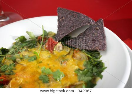 Tortilla Soup With Chips
