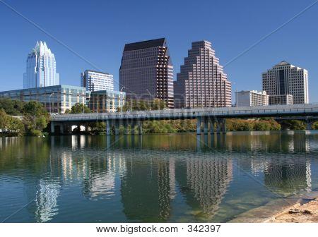 Horizonte de Austin Texas