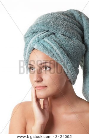 Moisterizer After Shower
