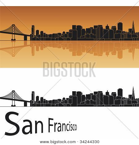 Skyline von San francisco