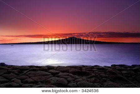 Layered Sunrise
