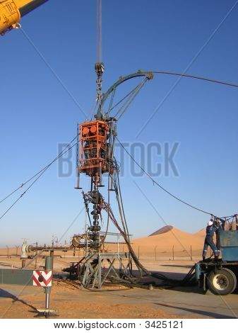 Slb Rig Up Algeria