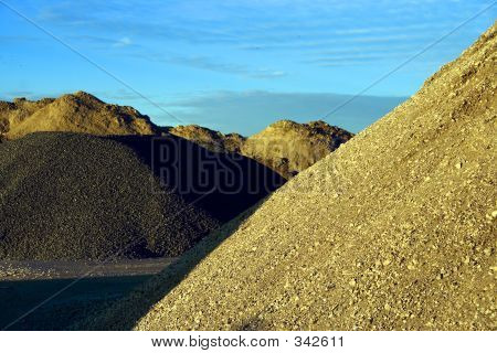Dirt Mounds