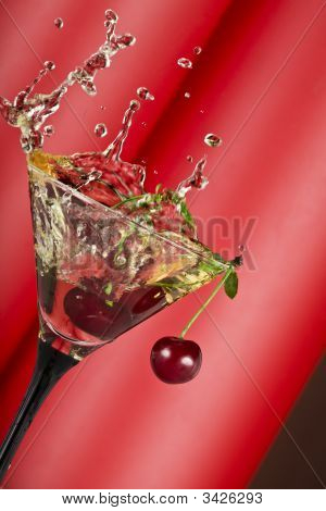 Vermouth Splash