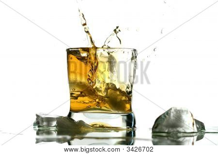 Whisky-Splash