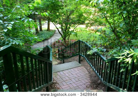 Park Stairway