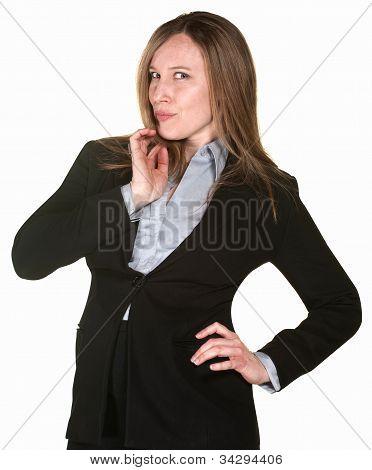 Confident Professional Lady