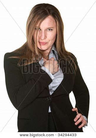 Sensual Businesswoman
