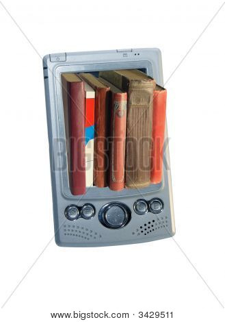 Books In A Pocket Computer