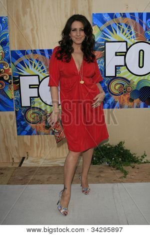 SANTA MONICA, CA - JUL 23: Joely Fisher Fox Summer TCA Press Tour All Star Party at the Santa Monica Pier, Santa Monica, California on July 23, 2007