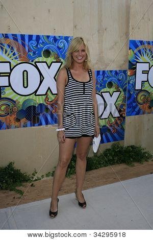SANTA MONICA, CA - JUL 23: Bonnie Muirhead Fox Summer TCA Press Tour All Star Party at the Santa Monica Pier, Santa Monica, California on July 23, 2007