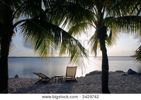 Florida Beach Relaxing
