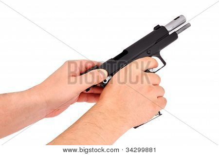 Reloading Gun