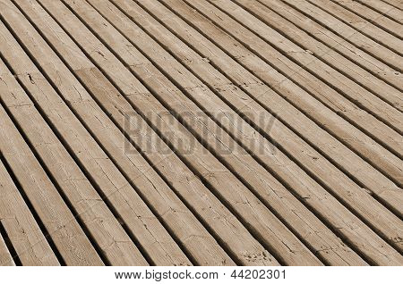 Old Grunge Wood Texture