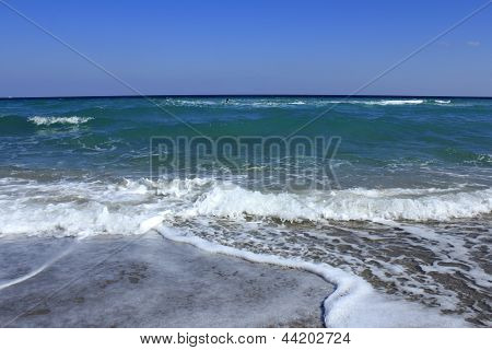 Beautiful Coast Water
