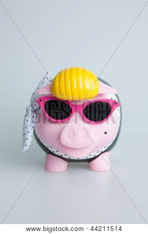 Rock n Roll Piggy bank