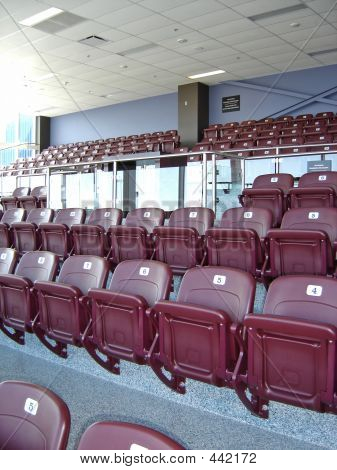 Track Seating