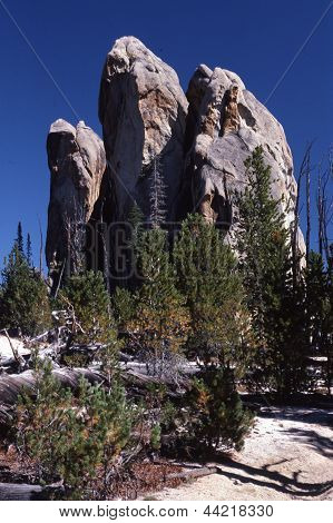 Granite Hoodoo - Idaho