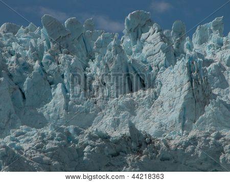 Turquoise Glacier Ice - Alaska
