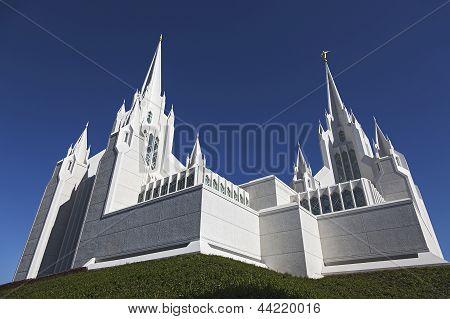 Mormon Temple - The San Diego California Temple