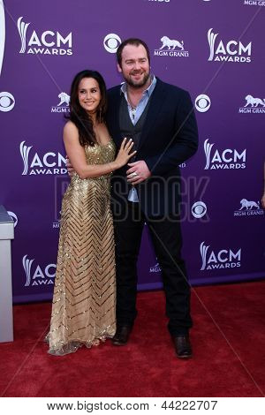 LAS VEGAS - MAR 7:  Lee Brice arrives at the 2013 Academy of Country Music Awards at the MGM Grand Garden Arena on March 7, 2013 in Las Vegas, NV