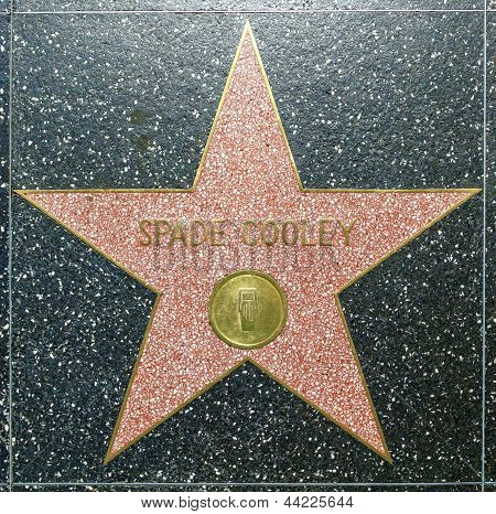 Pá Cooleys estrela no Hollywood Walk Of Fame