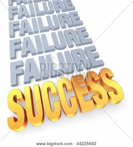 Success, Eventually
