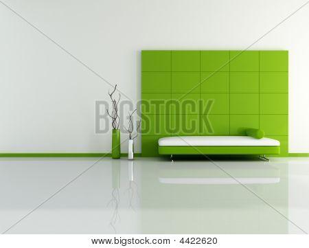 Mínimo sala verde