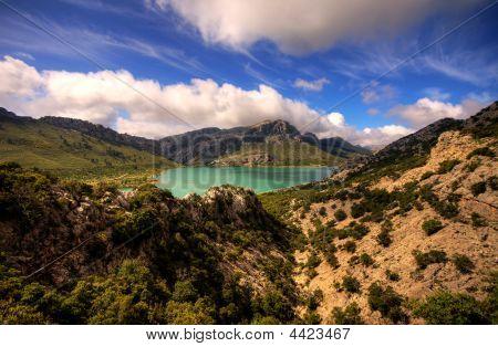 Lake Georg Blau