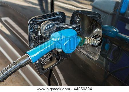 Fill Fuel