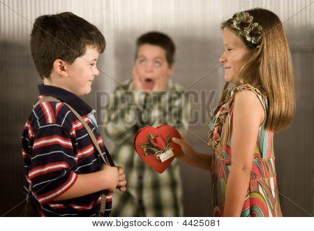 Valentine Reaction