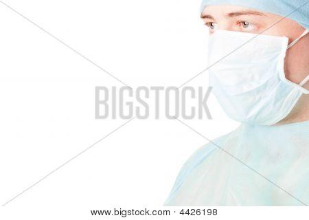 Man Doctor Face