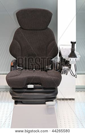 Assento com Joystick