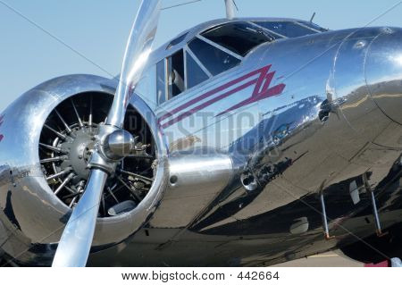Antique Aircraft 1